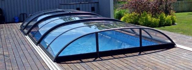 průhledné zastřešení bazénů Svitavy